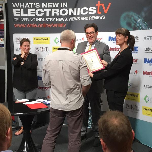 wnie live trade electronics show