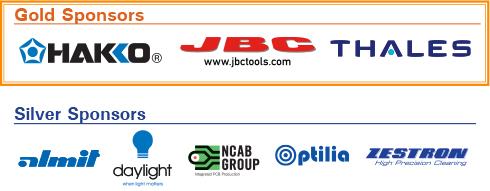 hand soldering sponsors