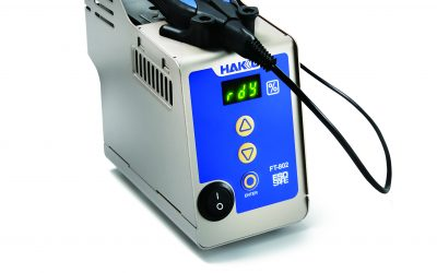 HAKKO Launch New Thermal Wire Stripper FT-802
