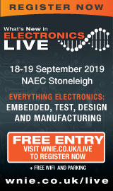 whats new in electronics live