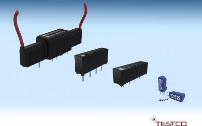 Pickering reed relays stocked at Testco following US distribution deal
